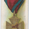 Army gold cross, 1808-14.