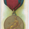 Army gold medal, 1808-14.