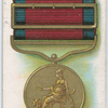 Army gold medal (small), 1808-14.