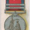 Peninsula medal.