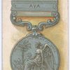 1st India medal, 1799-1826.