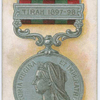 India medal, 1895.