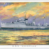 H.M.S. Grenville.