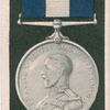 Conspicuous Gallantry medal.