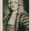 Sir Robert Walpole.
