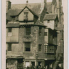 John Knox's house, Edinburgh.