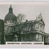 Brompton Oratory, London.