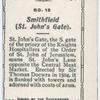 St. John's Gate, Smithfield.