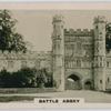 Battle Abbey.