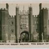 Hampton Court Palace, The Great Gate.