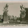 Hampton Court Palace, The Old Trophy Gates.