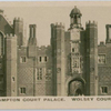 Hampton Court Palace, Wolsey Court.