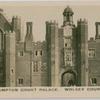 Hampton Court Palace, Wolsey Court.