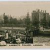 Lambeth Palace, London.