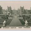 Windsor Castle, east terrace.