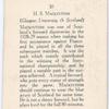 H.S. Mackintosh.