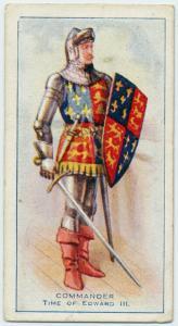 Commander, time of Edward III.