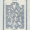 Captain, period 1805.