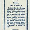 Seaman, time of George I.