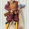 Seaman-musketeer, time of James I.