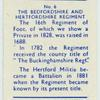 The Befordshire and Hertfordshire regiment.