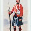 The Black Watch Royal Highlanders.