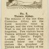 Tintern Abbey.