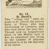 St. David's.