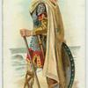 Danish warrior.
