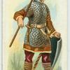 Foot soldier of Harold I.