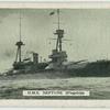 H.M.S. Neptune (flagship).