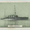 H.M.S. Bristol.