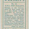 H.M.S. New Zealand (Battle cruiser).