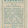 H.M.S. Hibernia.