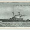 H.M.S. St. Vincent (dreadnought).
