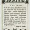 H.M.S. Orion (dreadnought).