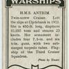 H.M.S. Antrim (British cruiser).