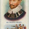 Sir Francis Drake.