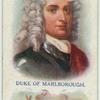 Duke of Marlborough.