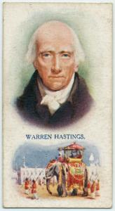 Warren Hastings.