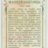 Warren Hastings.