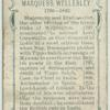 Marquess Wellesley.