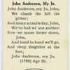 John Anderson, My Jo.