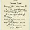 Duncan Gray.