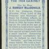 The Rt. Hon. J. Ramsey MacDonald.