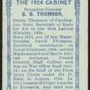 Brigadier-General C.B. Thomson.