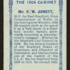 Mr. F.W. Jowett.