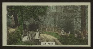 At play.