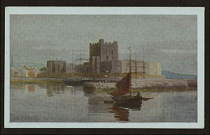 Castles of Ireland; ancient and modern.