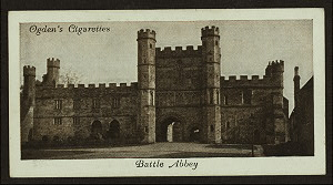 Battle Abbey.